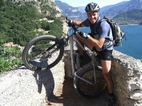 Foto 1 zur Tour: Monte Tremalzo (1973m) � klassisch von Riva