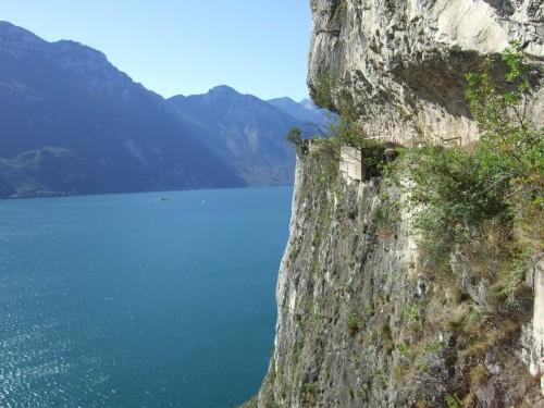Foto 2 zur Tour: Monte Tremalzo (1973m) � klassisch von Riva
