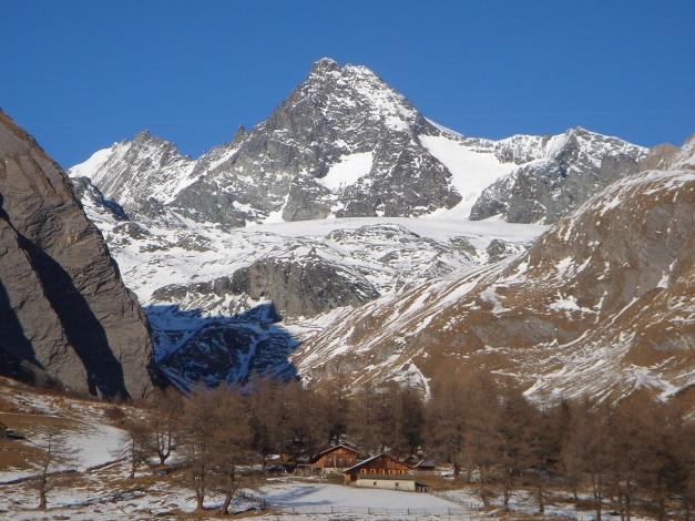 Foto 4 zur Tour: Figerhorn - Aussichtstrib�ne mit Glocknerblick