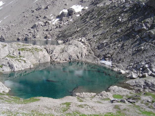 Foto 4 zur Tour: Kleine Gamswiesenspitze Nordostkante