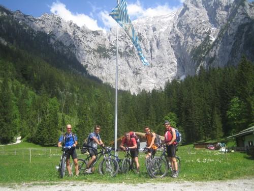Foto 1 zur Tour: Gotzenalm (1685m) von Berchtesgaden