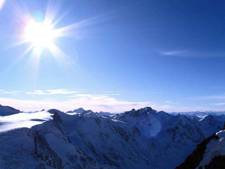 Foto 3 zur Tour: Trainingstour auf den Hinteren Brunnenkogel (3440 m)