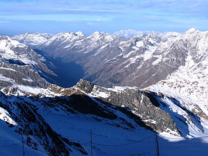 Foto 2 zur Tour: Trainingstour auf den Hinteren Brunnenkogel (3440 m)