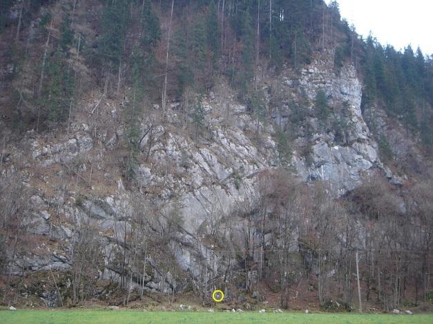 Foto 1 zur Tour: Klettersteig Wei�e Gams