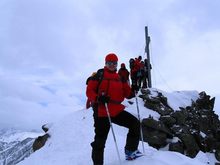 Foto 4 zur Tour: Zwieselbacher Rosskogel (3082 m) und Weitkarspitze (2947 m)