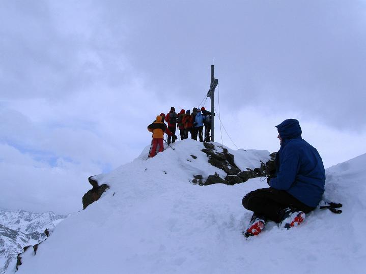 Foto 2 zur Tour: Zwieselbacher Rosskogel (3082 m) und Weitkarspitze (2947 m)