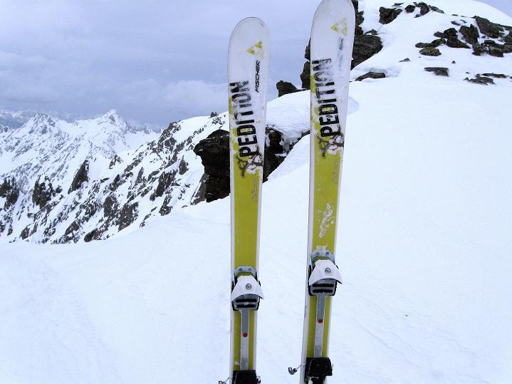 Foto 1 zur Tour: Zwieselbacher Rosskogel (3082 m) und Weitkarspitze (2947 m)