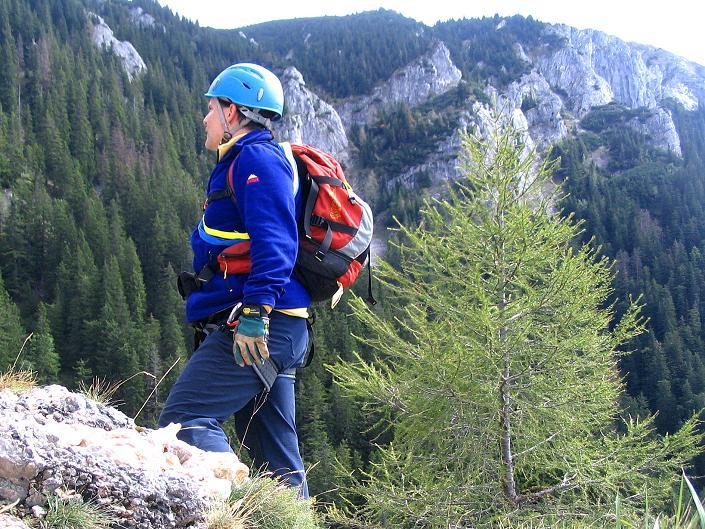 Foto 4 zur Tour: Klettersteig Turmstein Ostkante (1416m)