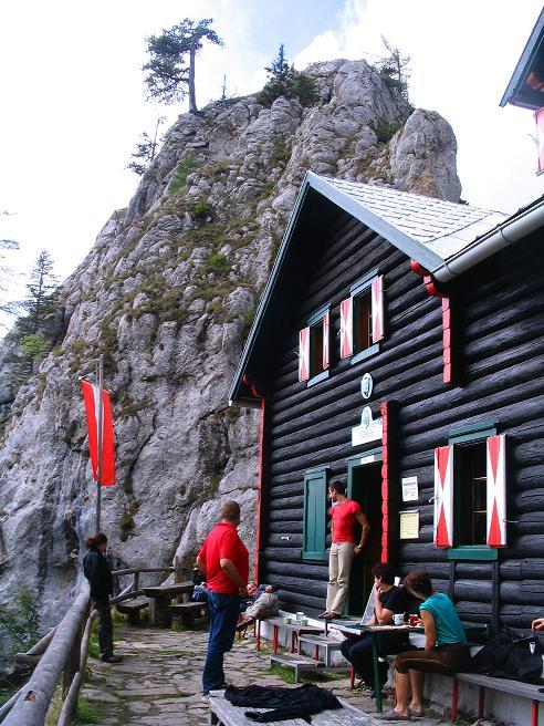 Foto 2 zur Tour: Klettersteig Turmstein Ostkante (1416m)