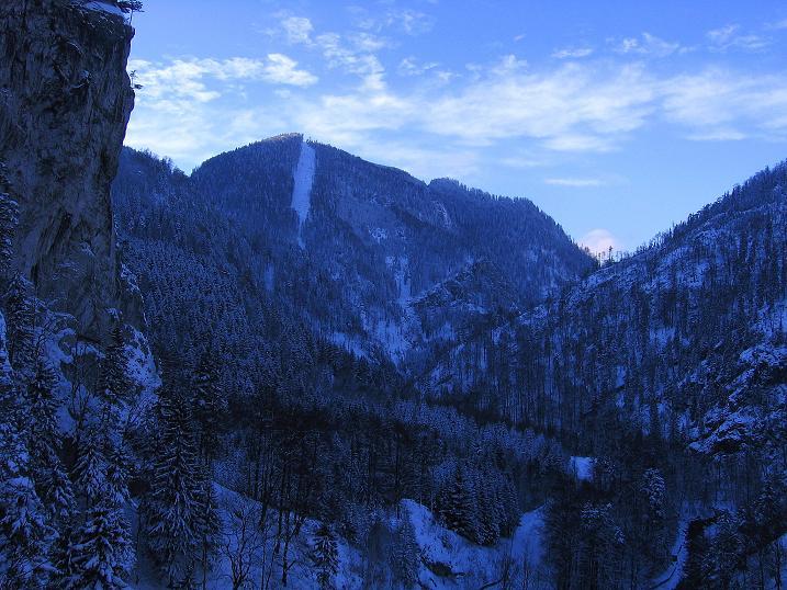 Foto 3 zur Tour: �ber den Wachth�ttlkamm auf das Raxplateau (1600m)
