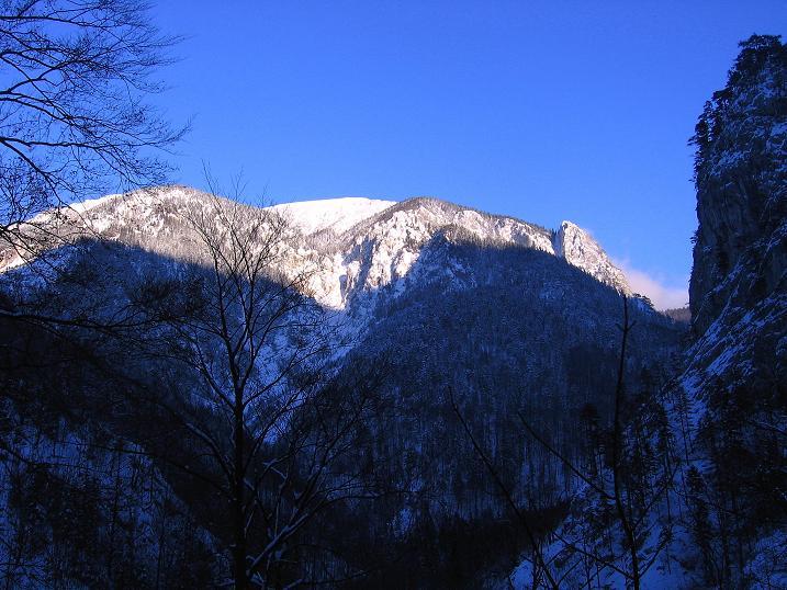Foto 2 zur Tour: �ber den Wachth�ttlkamm auf das Raxplateau (1600m)