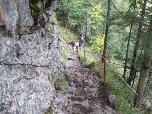 Foto 2 zur Tour: �berschreitung Sch�nberg (2090 m) via Rinnerkogel  (2012 m)