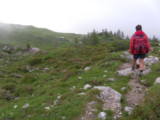Foto 3 zur Tour: Hochstadel - �berschreitung  Bike&Hike