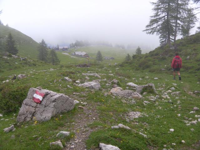 Foto 2 zur Tour: Hochstadel - �berschreitung  Bike&Hike