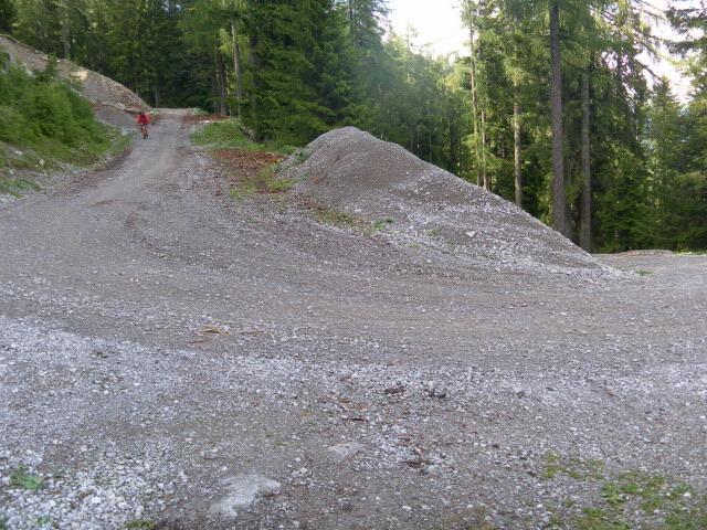 Foto 1 zur Tour: Hochstadel - �berschreitung  Bike&Hike