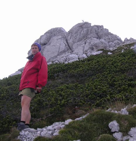 Foto 4 zur Tour: Klagenfurter Spitze �ber Hochstuhl