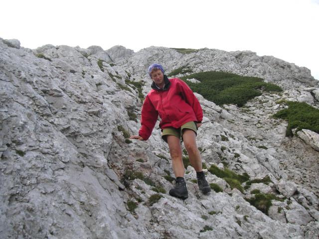 Foto 3 zur Tour: Klagenfurter Spitze �ber Hochstuhl