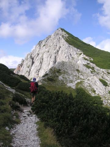 Foto 1 zur Tour: Klagenfurter Spitze �ber Hochstuhl