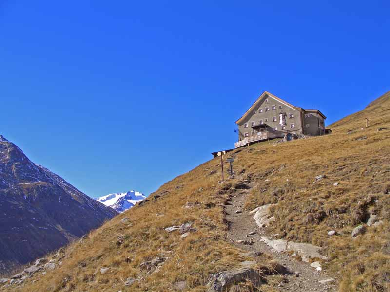 Foto 2 zur Tour: Wanderung zum Hochjoch-Hospiz