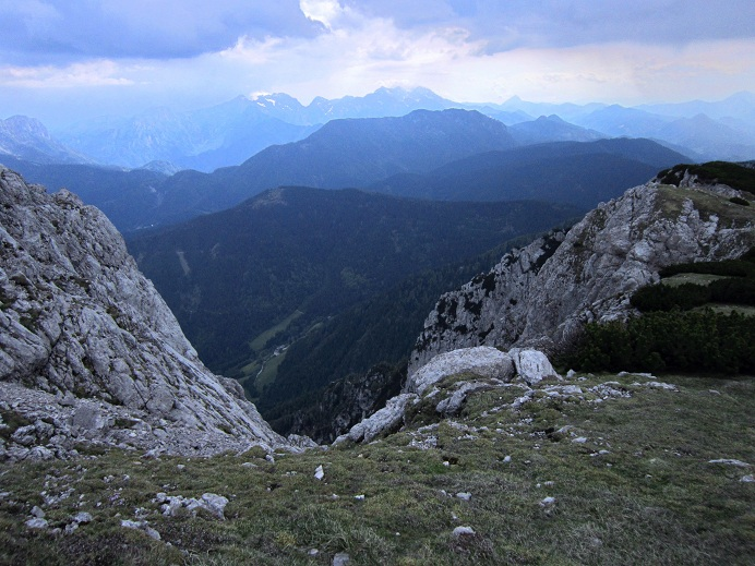 Foto 1 zur Tour: Kordeschkopf - Unterk�rntner Aussichtsloge (2126m)
