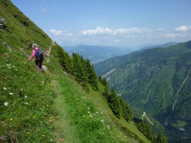 Foto 2 zur Tour: Vom Maiskogel auf die Hohe Arche
