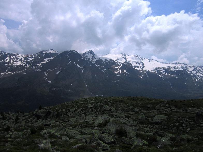 Foto 2 zur Tour: Wander-Dreitausender Kalvenwand (3061m)