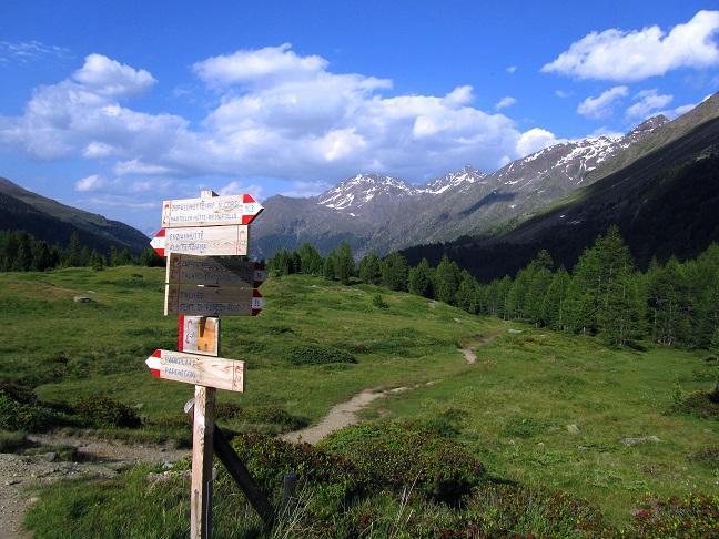 Foto 2 zur Tour: Hochtourenfeeling auf der Butzenspitze (3300m)