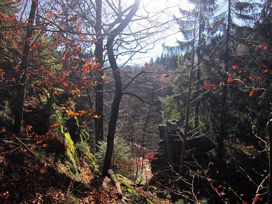 Foto 2 zur Tour: DAV-Klettersteig Yetis Weg (388m)