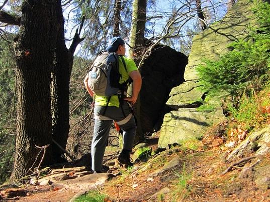 Foto 1 zur Tour: DAV-Klettersteig Yetis Weg (388m)
