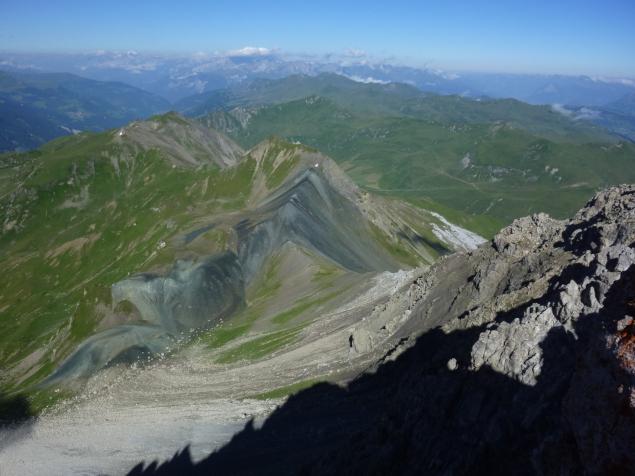 Foto 4 zur Tour: Weissfluh � Gipfelspaziergang mit Panoramablick