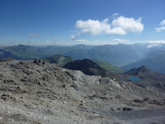 Foto 3 zur Tour: Weissfluh � Gipfelspaziergang mit Panoramablick