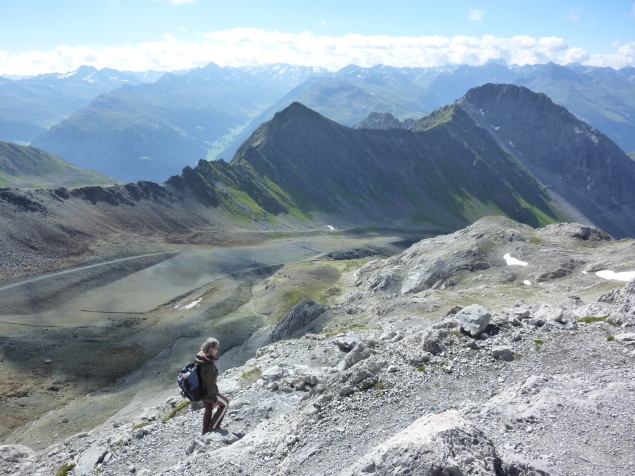 Foto 1 zur Tour: Weissfluh � Gipfelspaziergang mit Panoramablick