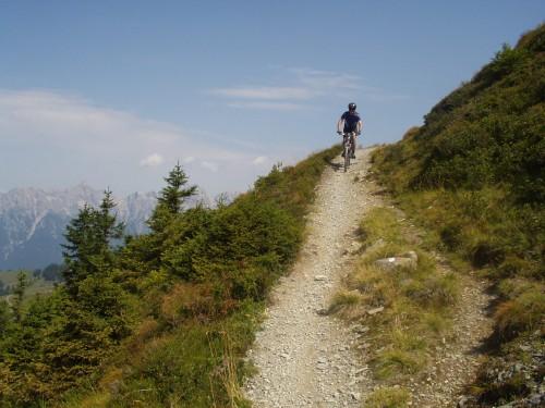 Foto: hofchri / Mountainbike Tour / Hundstein-Runde / ein traumhafter Singletrail! / 07.07.2009 19:37:58