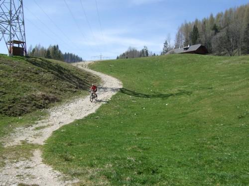 Foto: hofchri / Mountainbike Tour / Rund um den Schafberg - über den Falkenstein / tolle Strecke auf ruppiger Piste / 06.07.2009 19:52:22