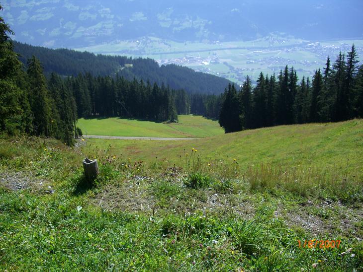 Foto: Charly Weigarten / Mountainbike Tour / Ischgl - Heidelbergerhütte / Sorry, leider falsches Bild, Biketour im Zillertal / 02.08.2009 20:26:46