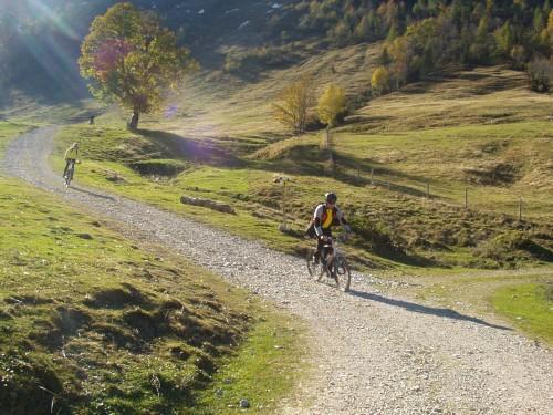 Foto: hofchri / Mountainbike Tour / Rund um den Schlenken / 07.07.2009 18:43:21