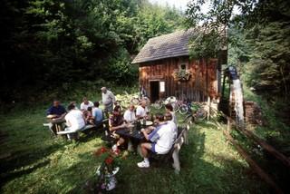 Foto: lavanttal / Mountainbiketour / Steinberg-Hart - Duller-Mühle-Tour (MTB 38) / 07.10.2008 10:49:06