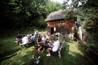 Foto: lavanttal / Mountainbike Tour / Steinberg-Hart - Duller-Mühle-Tour (MTB 38) / 07.10.2008 10:49:06