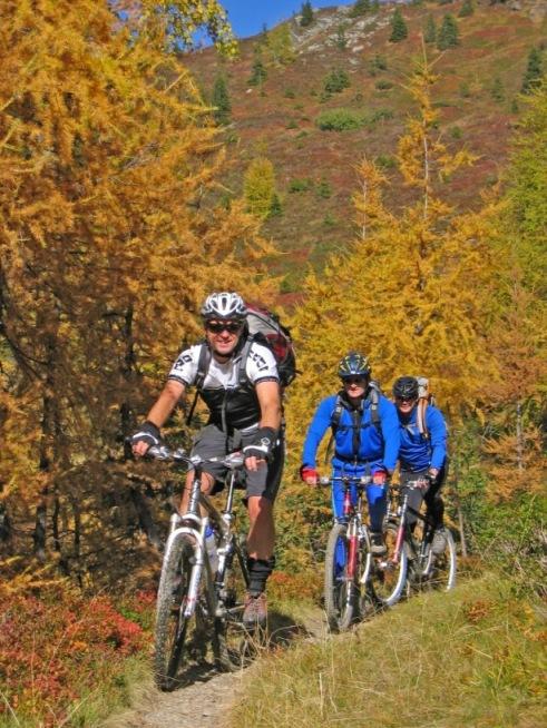 Foto: forstpointler / Mountainbike Tour / Von Maria Alm auf den Hundstein / ohne Kommentar / 11.09.2009 15:45:25