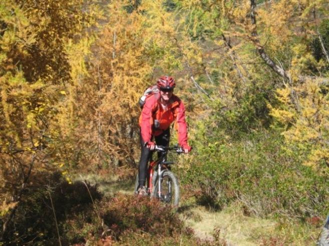 Foto: forstpointler / Mountainbike Tour / Von Maria Alm auf den Hundstein / 11.09.2009 16:05:38