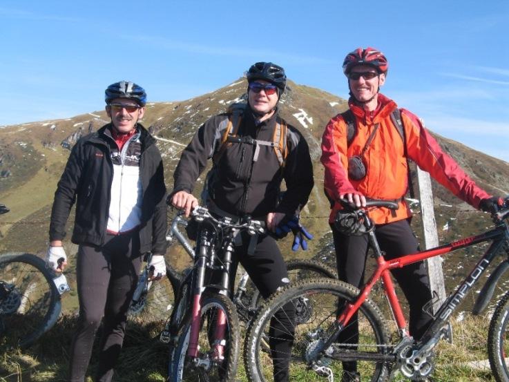 Foto: forstpointler / Mountainbike Tour / Von Maria Alm auf den Hundstein / 11.09.2009 15:55:50