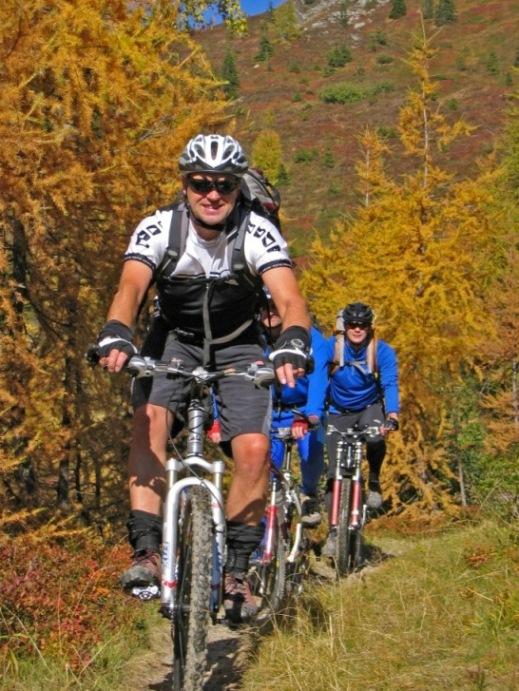 Foto: forstpointler / Mountainbike Tour / Von Maria Alm auf den Hundstein / 11.09.2009 15:47:57