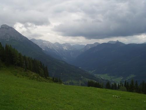 Foto: hofchri / Mountainbiketour / Flachau - Frauenalm - Griessenkar / 06.07.2009 19:40:13