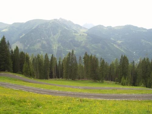 Foto: hofchri / Mountainbiketour / Flachau - Frauenalm - Griessenkar / 06.07.2009 19:40:19