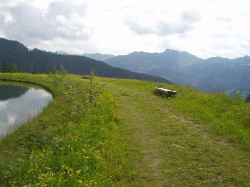 Foto: hofchri / Mountainbiketour / Flachau - Frauenalm - Griessenkar / 06.07.2009 19:40:33