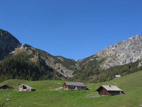 Foto: Lenswork.at / Ch. Streili / Mountainbiketour / Jochalm-Route (Lammertal.info) / 26.09.2007 15:36:18