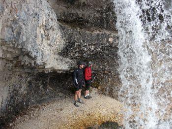 Foto: Hotel Excelsior / Werner Call / Mountainbike Tour / Naturparkrunde - Fanes Sennes Prags - ab St. Vigil / 12.12.2009 12:45:51