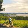Foto: Ferienregion Böhmerwald / Mountainbiketour / Moldaustausee-Tour / 07.12.2009 10:56:25