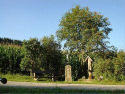 Foto: Ferienregion Böhmerwald / Mountainbike Tour / Mühltal-Runde / Brunnen bei Exenschlag / 11.12.2009 15:49:59