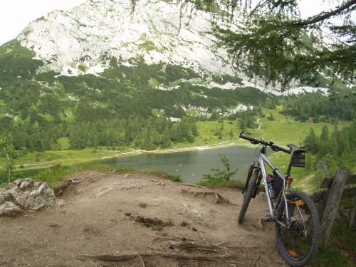 Foto: hofchri / Mountainbike Tour / Tauplitzalm - Downhillstrecke / 06.07.2009 19:26:45